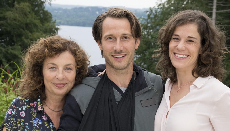 Anita Lauber- Teresa Harder; Fabian Schäfer- David Rott; Janne Jarst- Anne Schäfer