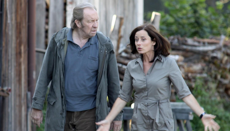 Rolle: Charly - Ulrich Pleitgen / Jana - Inka Friedrich