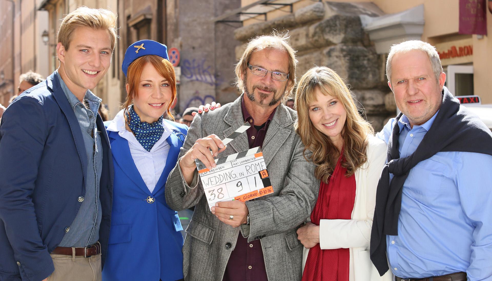 Hochzeit In Rom Film