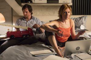 Eigentlich ein rundum glückliches Paar - Philipp (Felix Klare) möchte unbedingt Nachwuchs, Anna (Franzsika Weisz) aber nicht.