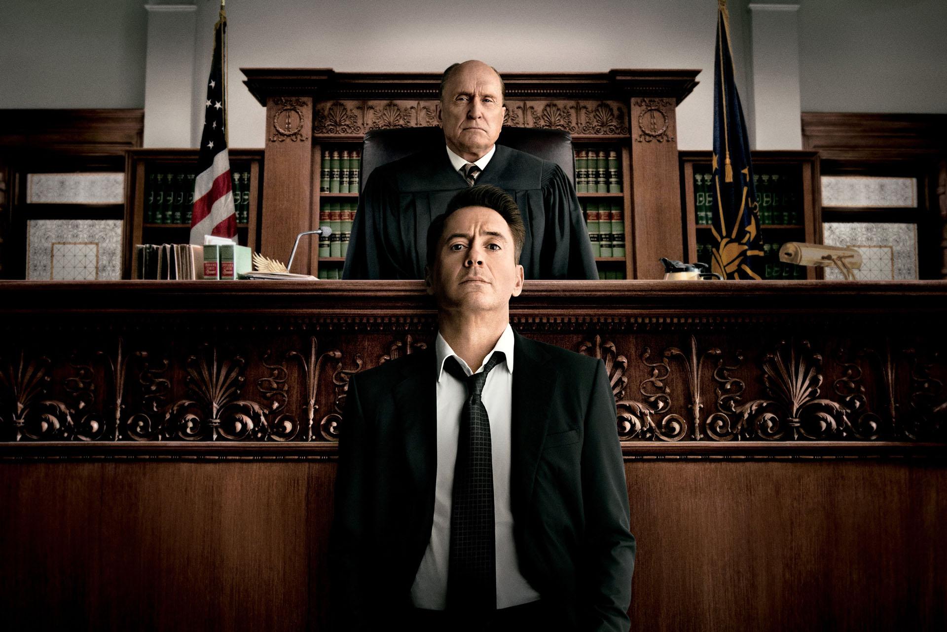 Der Richter Sein Wichtigster Fall