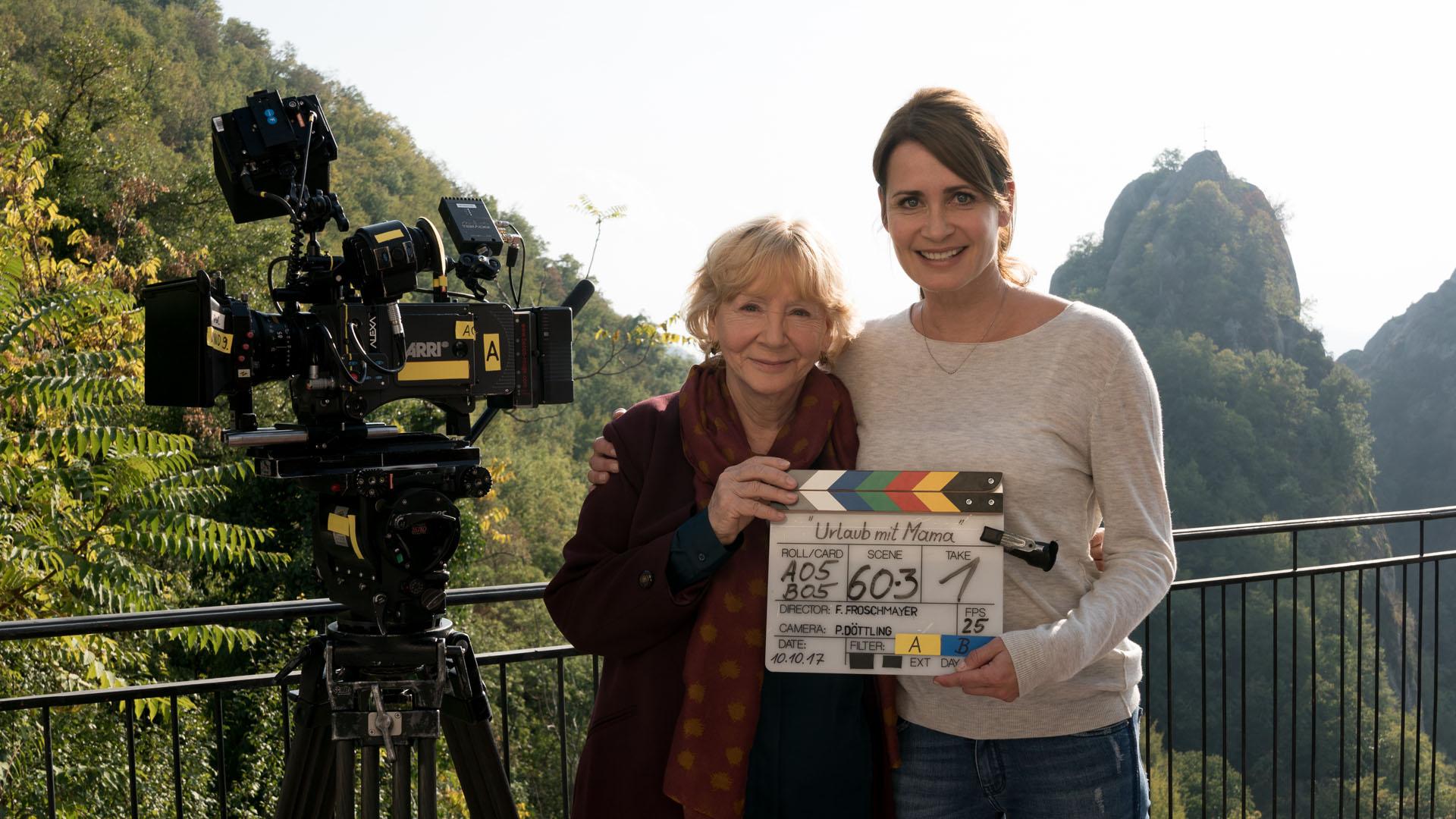 Abgedreht Urlaub Mit Mama At Degeto Film Gmbh
