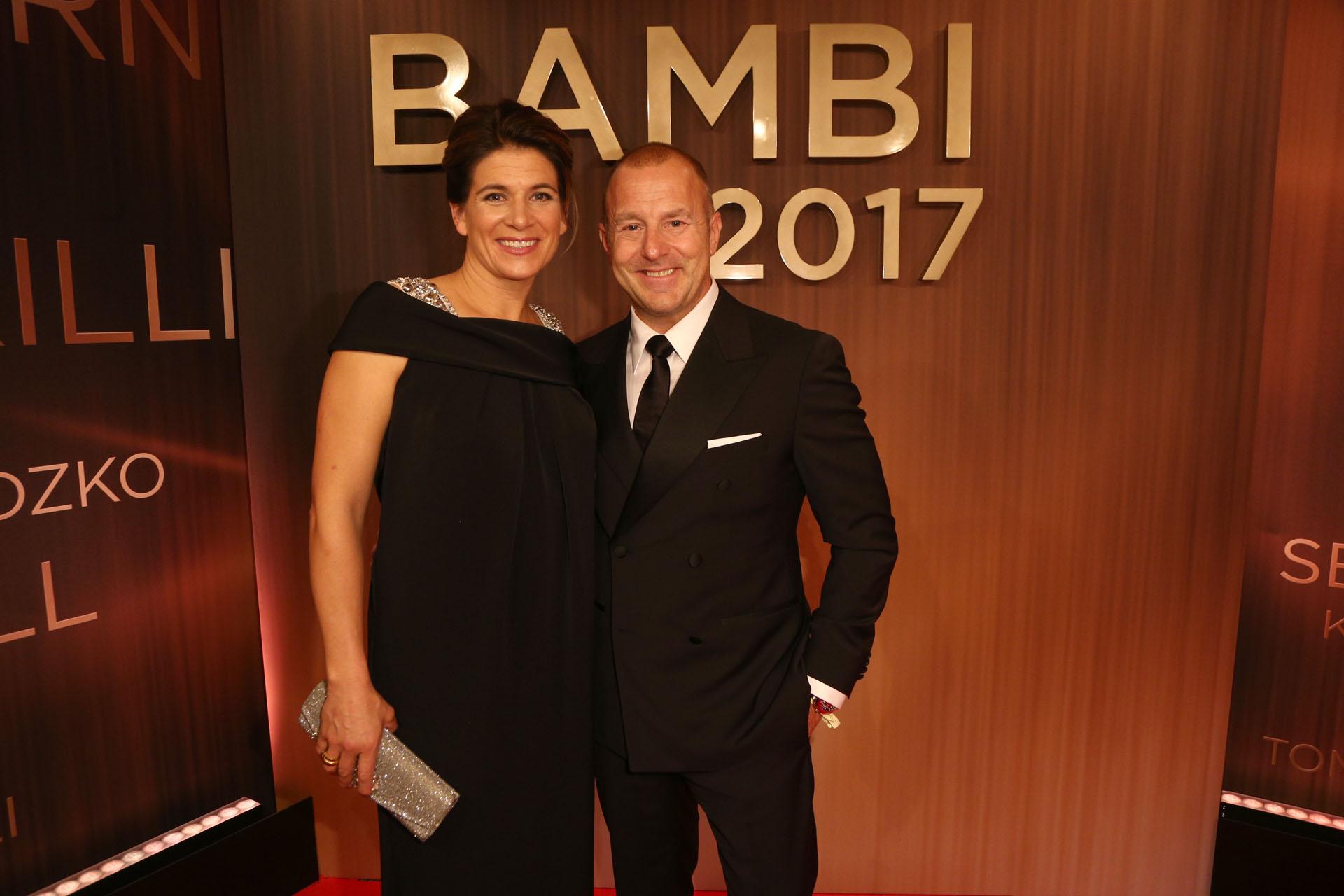Bambi 2017 Für Heino Ferch Degeto Film Gmbh